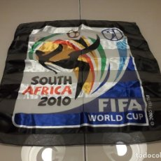 Coleccionismo deportivo: OFICIAL BANDERA FIFA MUNDIAL FUTBOL 2010 SUDAFRICA ESPAÑA WORLD CUP. Lote 246367180