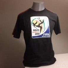 Coleccionismo deportivo: CAMISETA SOUVENIR MUNDIAL FUTBOL ESPAÑA FINAL SUDAFRICA 2010. Lote 246367625