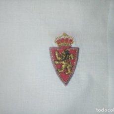 Coleccionismo deportivo: REAL ZARAGOZA; TRES PAÑUELOS HOMBRE ESCUDO R.Z.. Lote 247186380