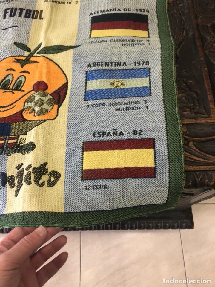 Coleccionismo deportivo: Magnifico tapiz original mundial 82 - Foto 7 - 247313620