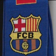 Coleccionismo deportivo: BARÇA. PRECIOSA BUFANDA. Lote 249592435