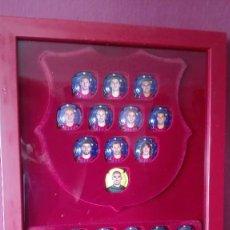Coleccionismo deportivo: COLECCION CHAPAS CAVA F.C. BARCELONA. Lote 254039885