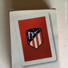 Coleccionismo deportivo: BARAJA ATLÉTICO DE MADRID. Lote 255360905