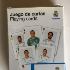 Coleccionismo deportivo: BARAJA REAL MADRID C. F.. Lote 255361075
