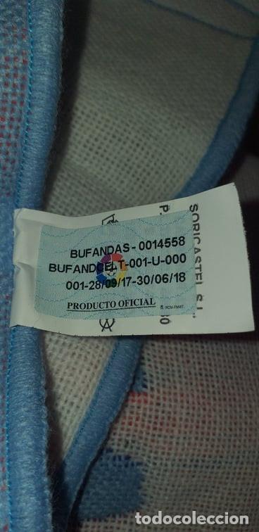 Coleccionismo deportivo: Bufanda Real Celta de Vigo - Foto 5 - 256016980