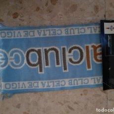 Coleccionismo deportivo: BUFANDA DEL CELTA DE VIGO. Lote 261546280