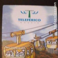 Coleccionismo deportivo: . 1 CALENDARIO DE ** TELEFÉRICO DE MADRID ** . AÑO 2000. Lote 262470820