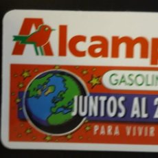 Collectionnisme sportif: . 1 CALENDARIO DE ** ALCAMPO GASOLINERA ** . AÑO 2000. Lote 262471290