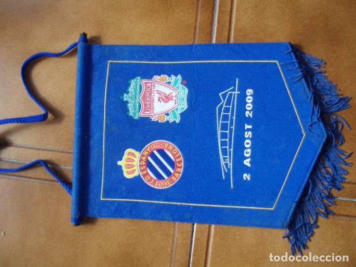 Coleccionismo deportivo: BANDERIN DE FUTBOL - Foto 2 - 263735480