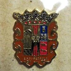 Coleccionismo deportivo: PIN E.F.D. PEDROLA EQUIPO FUTBOL ZARAGOZA. Lote 267504399