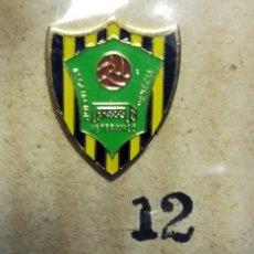 Coleccionismo deportivo: PIN ASOCIACION VETERANOS VENECIA EQUIPO FUTBOL ZARAGOZA. Lote 267505054
