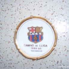 Coleccionismo deportivo: PLATO DEL BARÇA. Lote 267569369