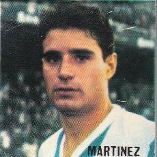 Colecionismo desportivo: ANTIGUA CAJA CERILLAS RADIANT DEL JUGADOR DEL ESPAÑOL MARTINEZ DE LOS AÑOS 70 (FUTBOL-FOOTBALL). Lote 269157373