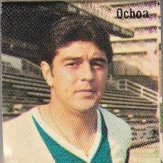 Colecionismo desportivo: ANTIGUA CAJA CERILLAS RADIANT DEL JUGADOR DEL ESPAÑOL OCHOA DE LOS AÑOS 70 (FUTBOL-FOOTBALL). Lote 269157503