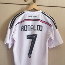 Coleccionismo deportivo: CAMISETA RONALDO REAL MADRID TEMPORADA 2014/15 TALLA M. Lote 273134913