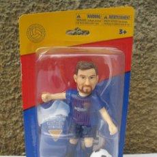 Coleccionismo deportivo: LEO MESSI - F.C. BARCELONA - FIGURA DE PVC - NUEVA.. Lote 277477238