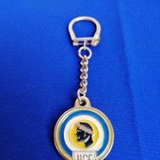 Coleccionismo deportivo: HERCULES CLUB DE FUTBOL ALICANTE LLAVERO. Lote 279550068