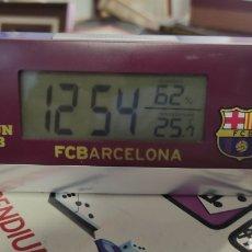 Coleccionismo deportivo: RELOJ FC BARCELONA 15 X 7 CMS. Lote 286262903