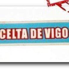 Coleccionismo deportivo: PULSERA DE GOMA CELTA DE VIGO. Lote 289195748