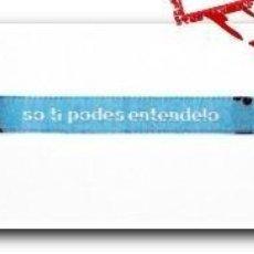 Coleccionismo deportivo: PULSERA DE TELA CELTA DE VIGO. Lote 289195783
