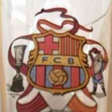 Coleccionismo deportivo: VASOS FÚTBOL CLUB BARCELONA. Lote 294050743
