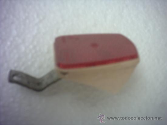 ANTIGUO REFLECTOR CATADIOPTRICO TRASERO BICICLETA (Coleccionismo Deportivo - Material Deportivo - Otros deportes)