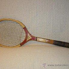 Coleccionismo deportivo: BONITA RAQUETA DE TENNIS ANTIGUA BANCROFT COMPETITION. Lote 26745808