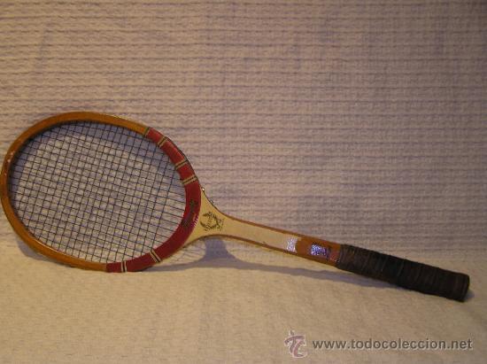 raqueta de tenis antigua bancroft executive - Comprar en ... 5d306175c2eee