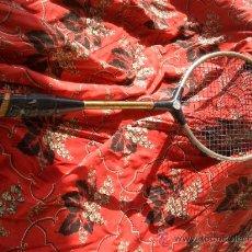 Coleccionismo deportivo: RAQUETA DE TENIS DUNLOP. Lote 22065863