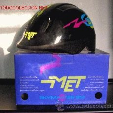Coleccionismo deportivo: CASCO HELMETS BICYCLE MADE IN ITALY. Lote 26744216