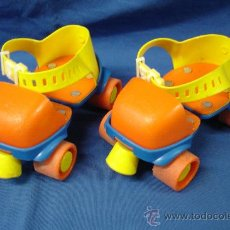 Coleccionismo deportivo: - PATINES INFANTILES JESMAR MADE IN SPAIN. Lote 28333950