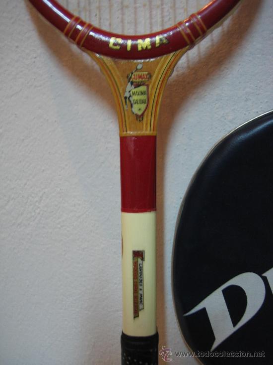 Coleccionismo deportivo: Raqueta de tenis - Foto 2 - 28863278