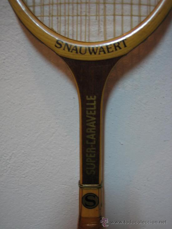 Coleccionismo deportivo: Raqueta de tenis - Foto 2 - 28863253