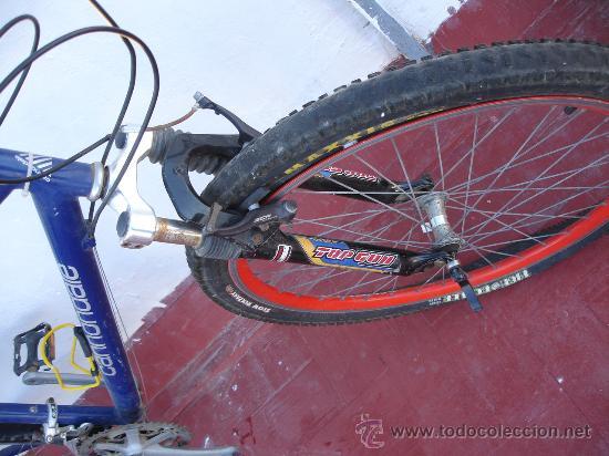 Bicicleta cannondale m300 1995 muy rara origina - Sold through
