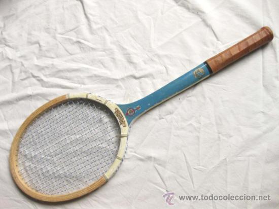 Coleccionismo deportivo: RAQUETA MA ZARAUZ - REGO - JUNIOR - AÑOS 60 - Foto 2 - 31798075