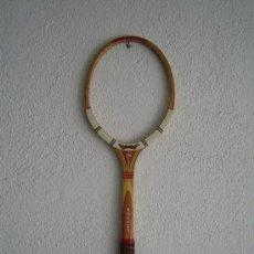 Coleccionismo deportivo: MARCO RAQUETA DE TENIS MARCA DUNLOP MODELO MAXPLY FORT. Lote 32562396