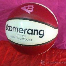 Coleccionismo deportivo: BALON BALONCESTO BASKET BOOMERANG VINTAGE. Lote 34094428