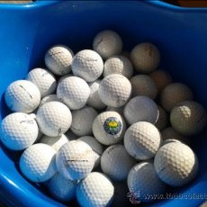 Coleccionismo deportivo: LOTE 144 PELOTAS DE GOLF MARCA TITLEIST PROV1 Y PROV1X. Lote 34340687