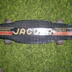 Coleccionismo deportivo: MONOPATIN JAGUAR COMPETICION AÑOS 80 TIPO SANCHESKI SKATEBOARD SKATE PATINETE. Lote 89624818