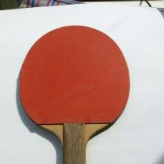 Coleccionismo deportivo: PALETA O RAQUETA DE PIN PON. Lote 36546558