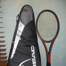 Coleccionismo deportivo: ANTIGUA RAQUETA DE TENIS HEAD . Lote 37145314