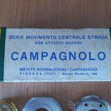 Coleccionismo deportivo - Serie movimento centrale strada campagnolo nuevo en caja - 37691772