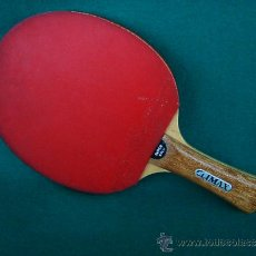 Colecionismo desportivo: CLIMAX PALA PROFESIONAL PING PONG+SUPER 5-PLY SUPERIOR FOR CHAMPIONS SIHIP LION H.K.T.T.A.MBE+1969 ?. Lote 39146620