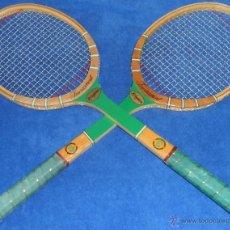 Coleccionismo deportivo: RAQUETAS DE TENIS VINTAGE - TOURNAMENT KINGDOM (AÑOS 70). Lote 40433706