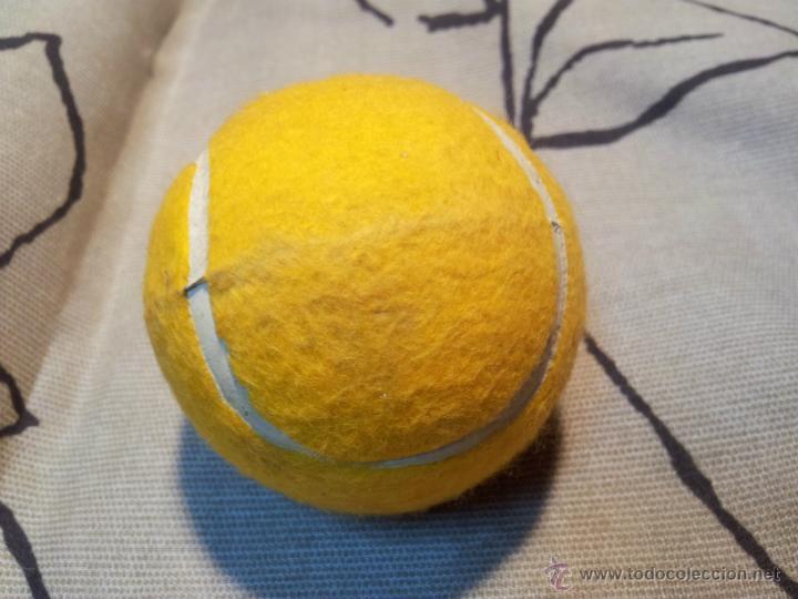 Coleccionismo deportivo: antigua pelota tenis año 72.. - Foto 2 - 42761987