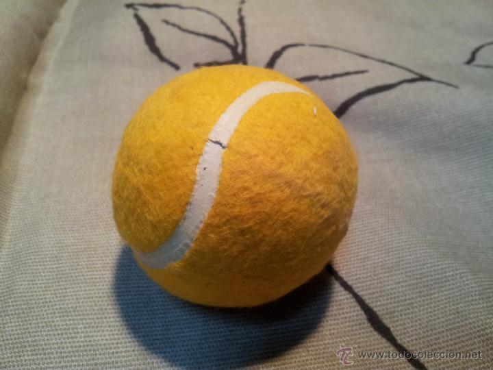 Coleccionismo deportivo: antigua pelota tenis año 72.. - Foto 6 - 42761987