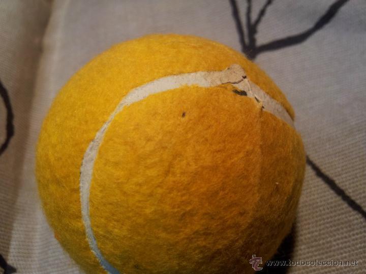 Coleccionismo deportivo: antigua pelota tenis año 72.. - Foto 7 - 42761987