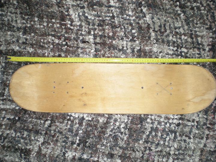 Coleccionismo deportivo: preciosa tabla de monopatin años 2000 poco uso medidas mira fotos - Foto 7 - 43357731