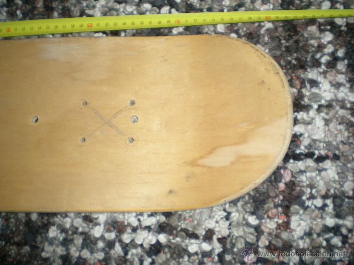 Coleccionismo deportivo: preciosa tabla de monopatin años 2000 poco uso medidas mira fotos - Foto 9 - 43357731