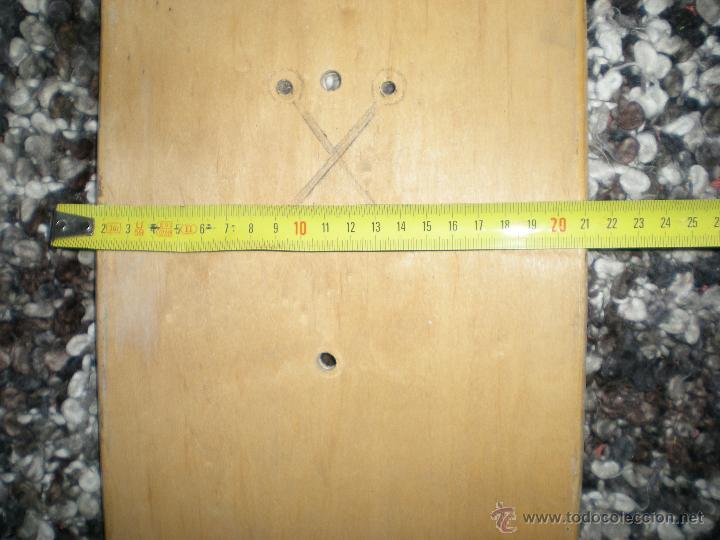 Coleccionismo deportivo: preciosa tabla de monopatin años 2000 poco uso medidas mira fotos - Foto 10 - 43357731